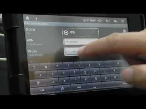 Configurando Modem 3G em Tablet's