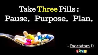 Three Pills During Covid!