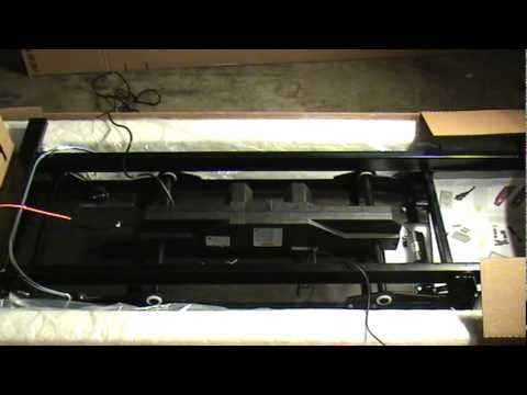 Okin motor videolike for Adjustable bed motor replacement