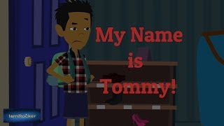 My Name is Tommy! - Scary Story (Animated in Hindi)