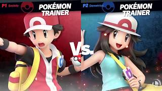 Pokemon Trainer DITTO (SAFFRON CITY STAGE) ~ Smash Bros. Ultimate | E3 2018