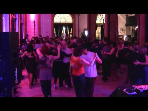Una Noche en Milonga Tango Station de Barcelona