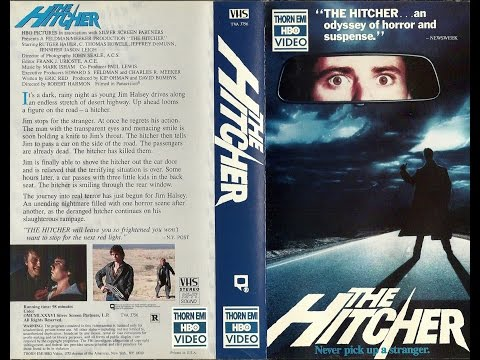 The Hitcher (1986) Movie Review (Fantastic Film)