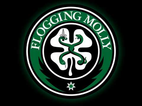 Flogging Molly - Don't Let Me Die Still Wondering (HQ) + Lyrics