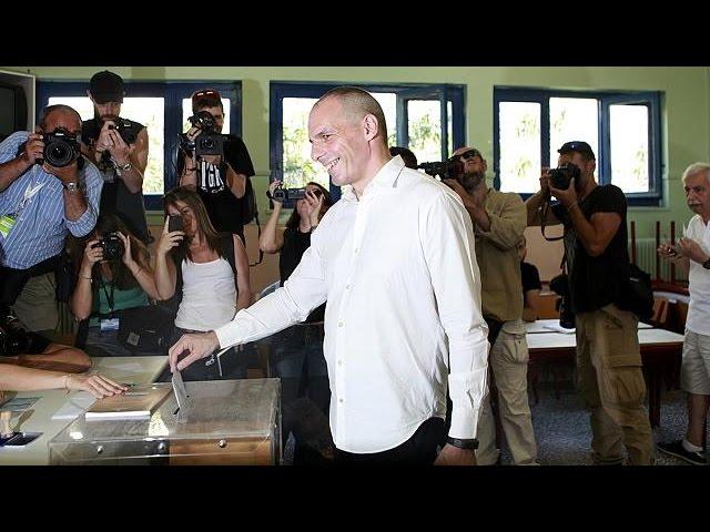 """تاکید دوباره وزیر دارایی یونان مبنی بر استعفا از سمت خود در صورت رای """"آری"""""""