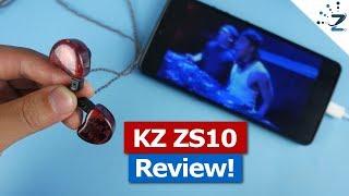 KZ ZS10 Audiophile IEMs Review - $43 😱