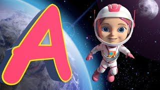 ABC for Kids | Fantasy Alphabet Song & Children Rhymes by Little Treehouse
