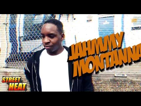 Jahmmy Montanna - #StreetHeat Freestyle [@Jahmmy_montanna] | Link Up TV