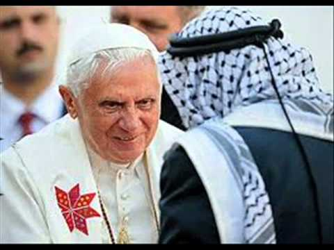 POPE BENEDICT (XVI) IS GOING TO ACCEPT ISLAM
