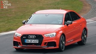 WHAT IS AUDI TESTING WITH THIS RS3 SEDAN?!