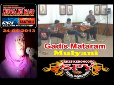 Gadis Mataram - Mulyani