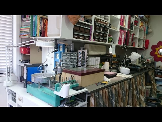 Gem Cutting & Jewelry Making WORKSHOP | Liz Kreate