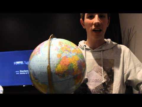 Balls Australia - Replogle World Nation Globe Review