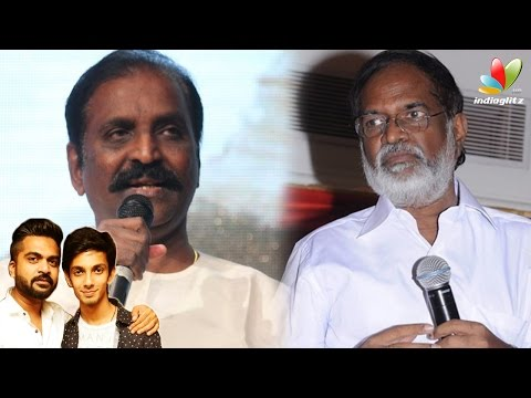 Vairamuthu, Gangai Amaran And More Celebrities About Beep Song | Simbu, Anirudh