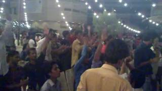SAATHI MQM SONG (sing in re-enginearing pakistan exhibition closing ceremony)