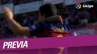 Previa CD Leganés vs FC Barcelona