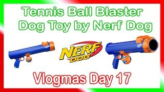 Tennis Ball Blaster - Dog Toy by Nerf Dog