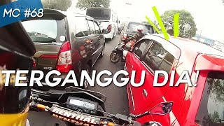 Kasi Jari Tengah, Klaksonin Terusss, Parno Sama Lampu merah Dan Kompilasi Momen Di Jalanan (MC#68)