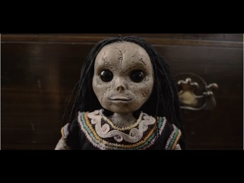 Одержимая кукла ДВИЖЕТСЯ САМА посреди ночи