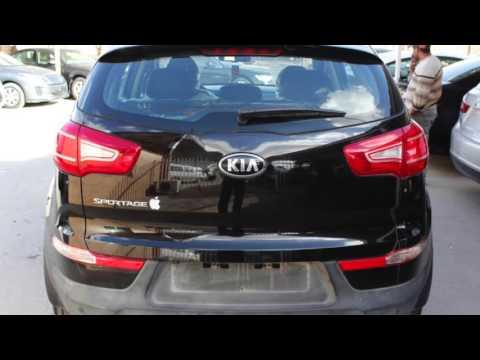 Kia Sportage 2014 Black 10000 JOD,