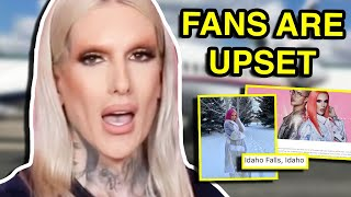JEFFREE STAR FANS ARE UPSET