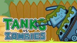 Танки против Зомби - Эпизод 2   Мультик про танки
