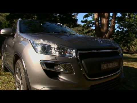 Peugot 4008 Car Review NRMA Drivers Seat