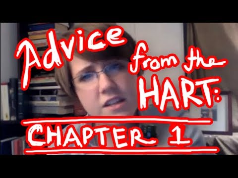 Advice from the Hart: Chapter 1