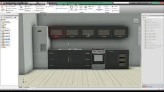 Autodesk Inventor ETO - Kitchen