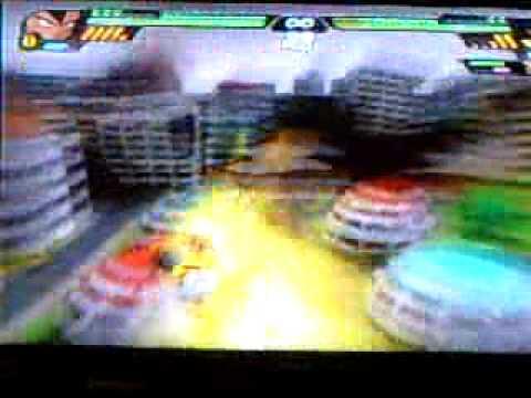 BT3 Request ~ Majuub Vs Super Baby 2, Ssj4 Goku & Omega Shenron