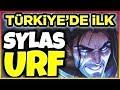 SYLAS URF !! TÜRKİYE'DE İLK VE TEK URF SYLAS VİDEOSU!