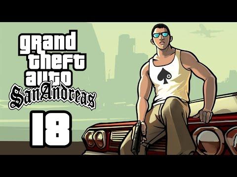 GTA San Andreas HD | Let's Play en Español | Capítulo 18