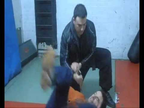 Advanced Elite Jeet Kune Do Knife Defense Tuition Image 1