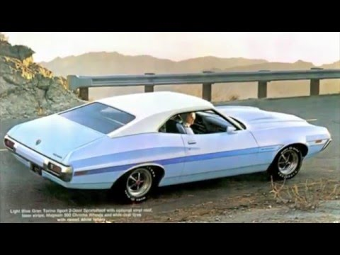 Ford Gran Torino 1972 Part 1/2 (Muscle Car HD)