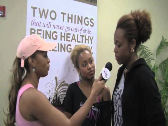 Black Girls RUN &#039;Tour&#039; Hits Miami www.MiamiNowTV.com