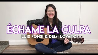 Download Lagu Échame La Culpa - Luis Fonsi & Demi Lovato (Mafer Cover) Gratis STAFABAND