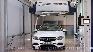 Rửa Xe Ô tô Tự Động Thông Minh -  0919.416.155
