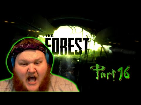 The Forest ft. Caboose 967 | Part 16 | THE DESCENT