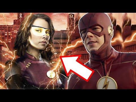 The Flash Season 5 Episode 1 LEAKS! - Nora Allen's Mistake and MAJOR Death! thumbnail