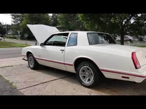 WeBe Autos Reviews a Beautiful 1987 Chevrolet Monte Carlo SS For Sale~Many Awards and Best Of Show
