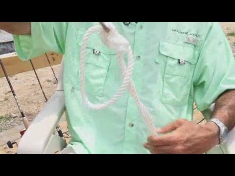 Saltwater Fishing: How to Tie a Palomar Fishing Knot