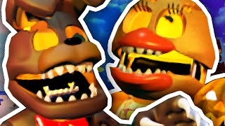 UPDATE TWO IS HERE!! | FNAF World #12