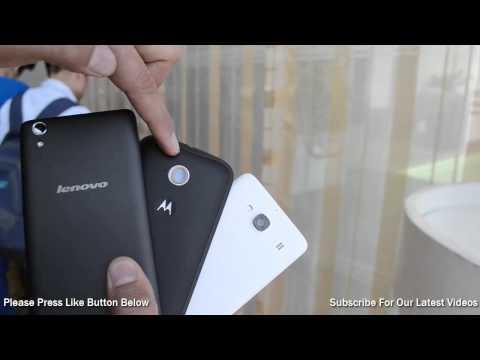 Xiaomi Redmi 2 VS Lenovo A6000 VS Moto E 2nd Gen Comparison  Specs, Features, Price, Camera Compared