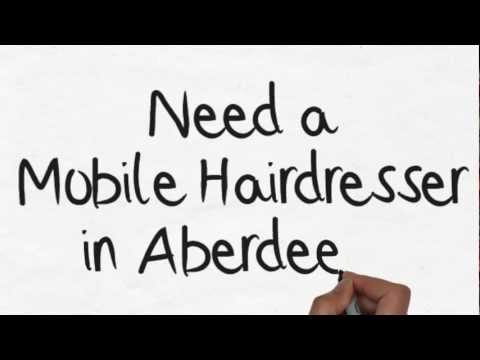 Mobile Hairdresser Aberdeen