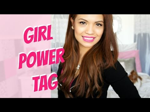 Girl Power Tag!