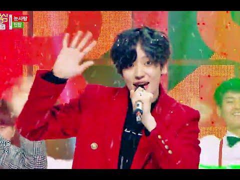 [hot] Teentop - Snow Kiss, 틴탑 - 눈사탕, Show Music Core 20141220 video