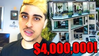 Top 10 MOST EXPENSIVE Youtuber Houses! (Faze House LA, Roman Atwood, & More!)