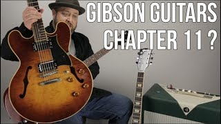 Gibson Guitars Files For Bankruptcy - What's the Future of Gibson Guitars ?
