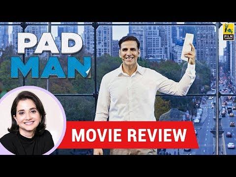 Anupama Chopra's Movie Review of Padman | Akshay Kumar | Radhika Apte I Film Companion
