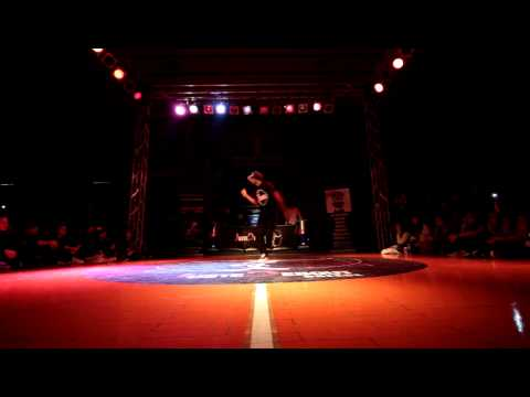 Juste Debout GREECE 2013 House Judge MaMSoN